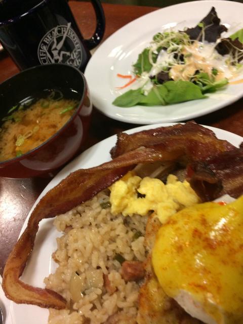 パシフィックビーチホテル朝食2