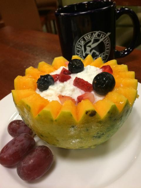 パシフィックビーチホテル朝食3