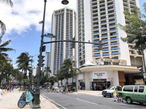 ハイアットリージェンシーワイキキビーチホテル